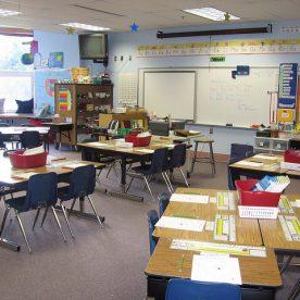 Purificador de ozono para escuelas y kinder