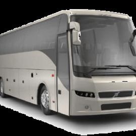 Purificador de ozono para autobuses