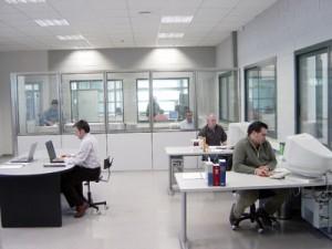 oficinas trabajando