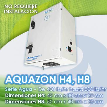 Aquazone H4 y H8